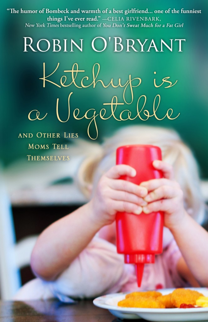 Ketchup is a Vegetable Cover Design
